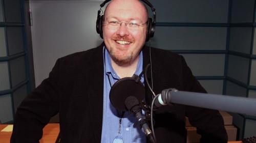 P1-sjef Jon Branæs er for tiden fungerende radiosjef i NRK.