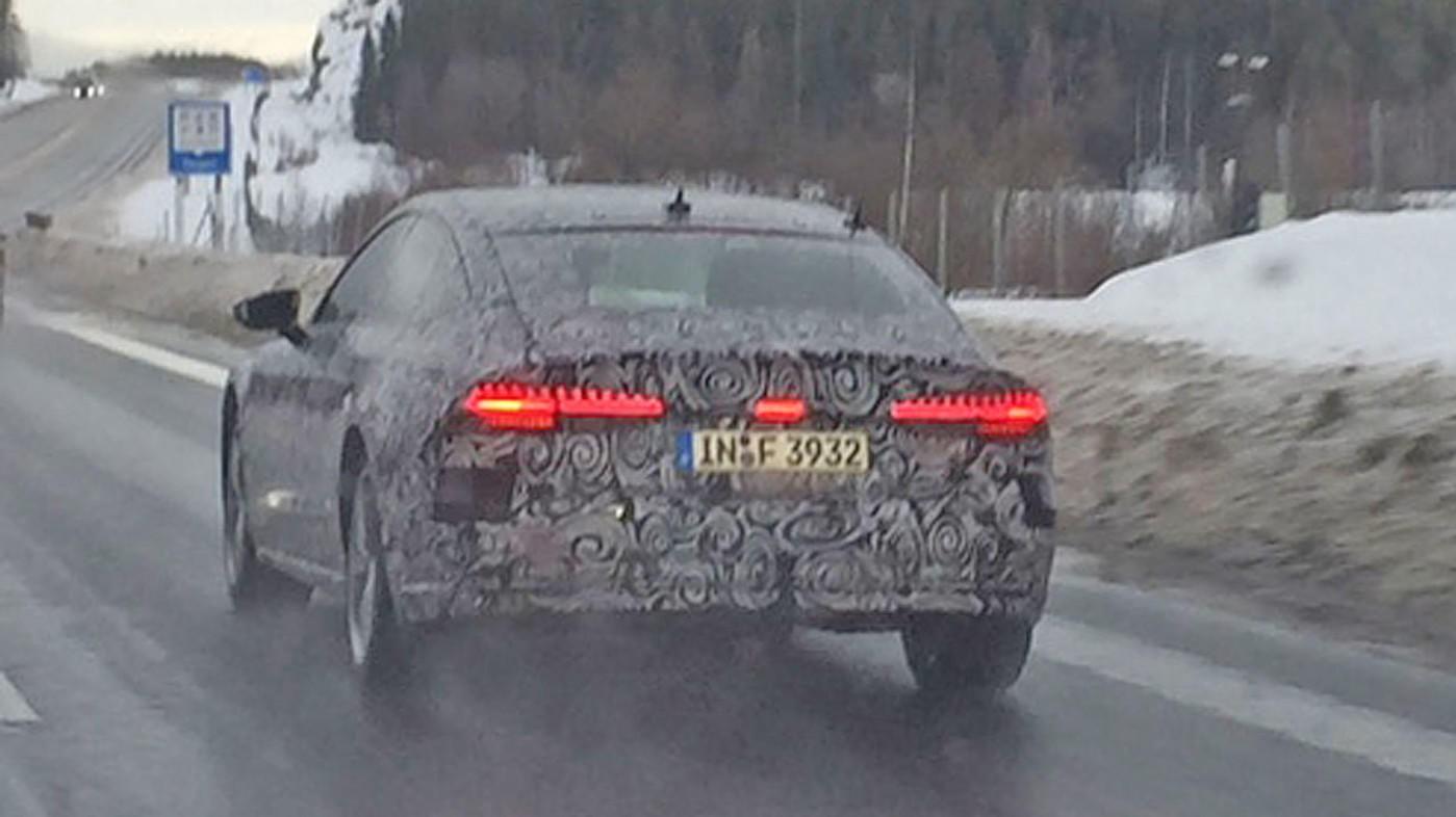 Her skjuler det seg en bil som kan komme til å bli noe av det heftigste fra Audi noensinne.