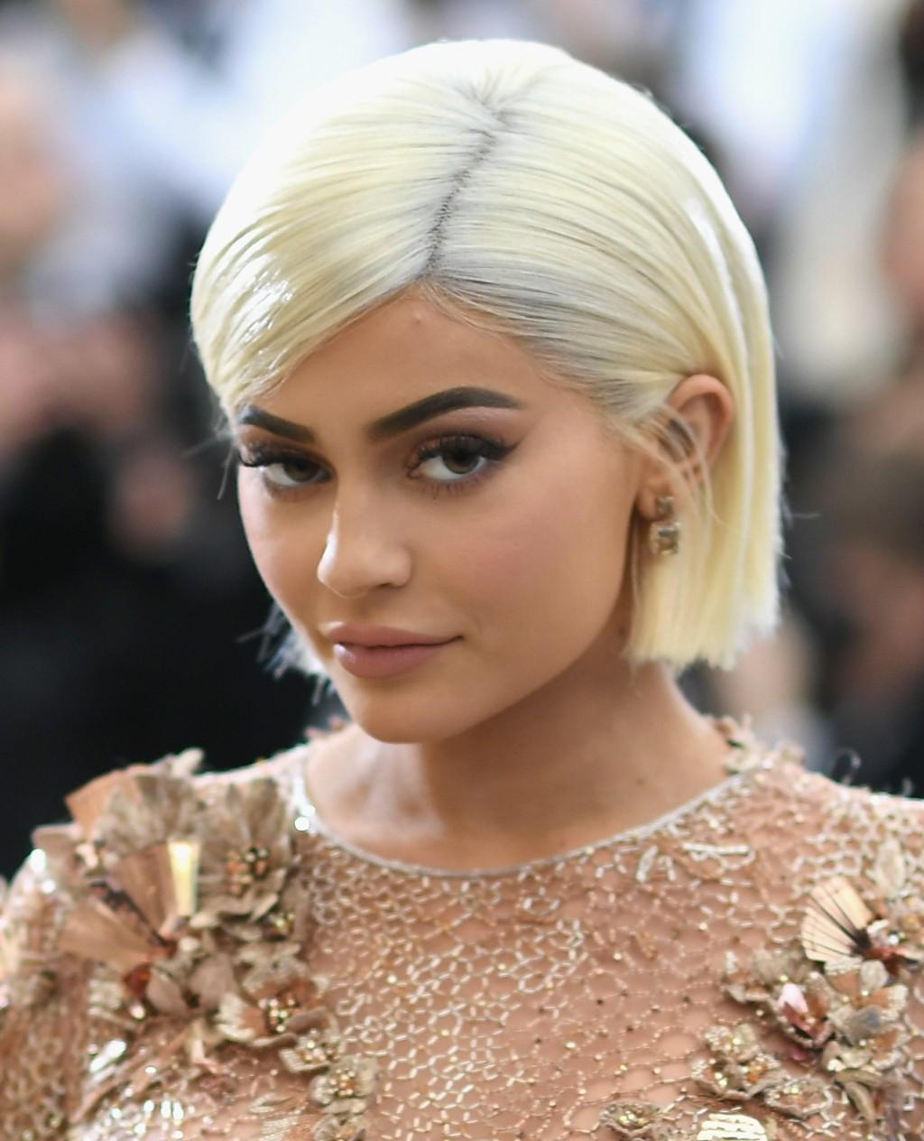 Kylie Jenner blir kort - igjen.