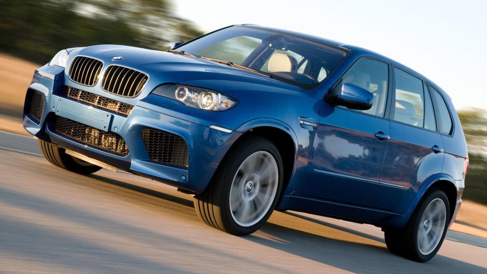 I 2013 kom den første M-modellen av en X5. X5M klarer 0-100 km/t på bare 4,7 sekunder!