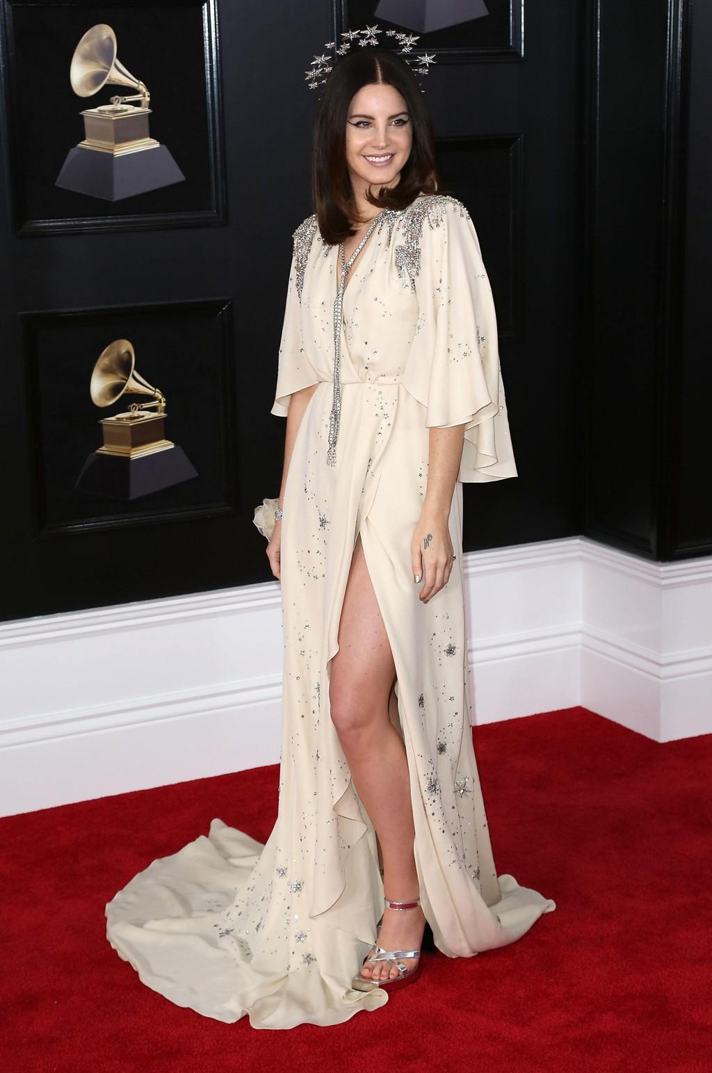 Lana Del Rey under årets Grammy Awards