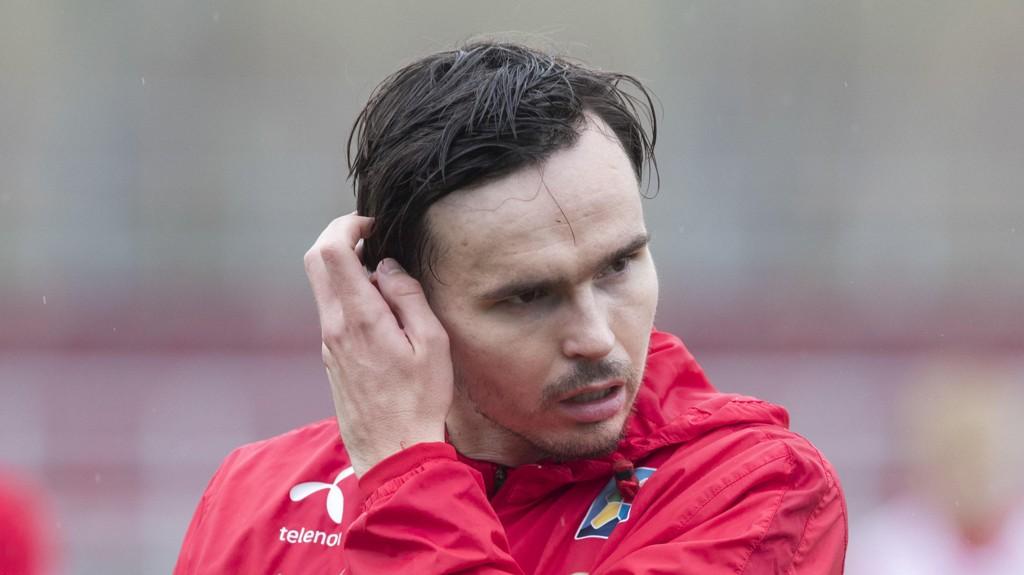 FIKK ETT POENG: Ole Kristian Selnæs måtte dele poengene med Marseille fredag kveld.