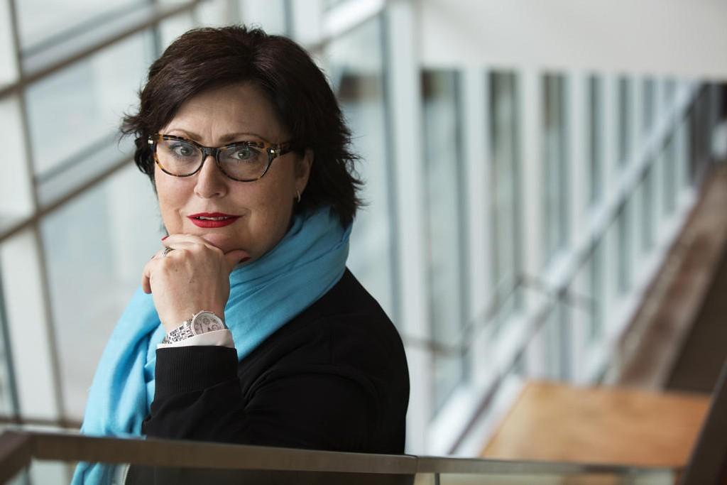 LIKESTILLING: - Nå går vi systematisk til verks for å minske lønnsgapet og øke likestillingen mellom kvinner og menn i finans, sier nestleder Bente H. Espenes i Finansforbundet.
