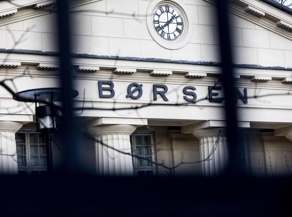 Børsen i Oslo. Foto: Gorm Kallestad / NTB scanpix