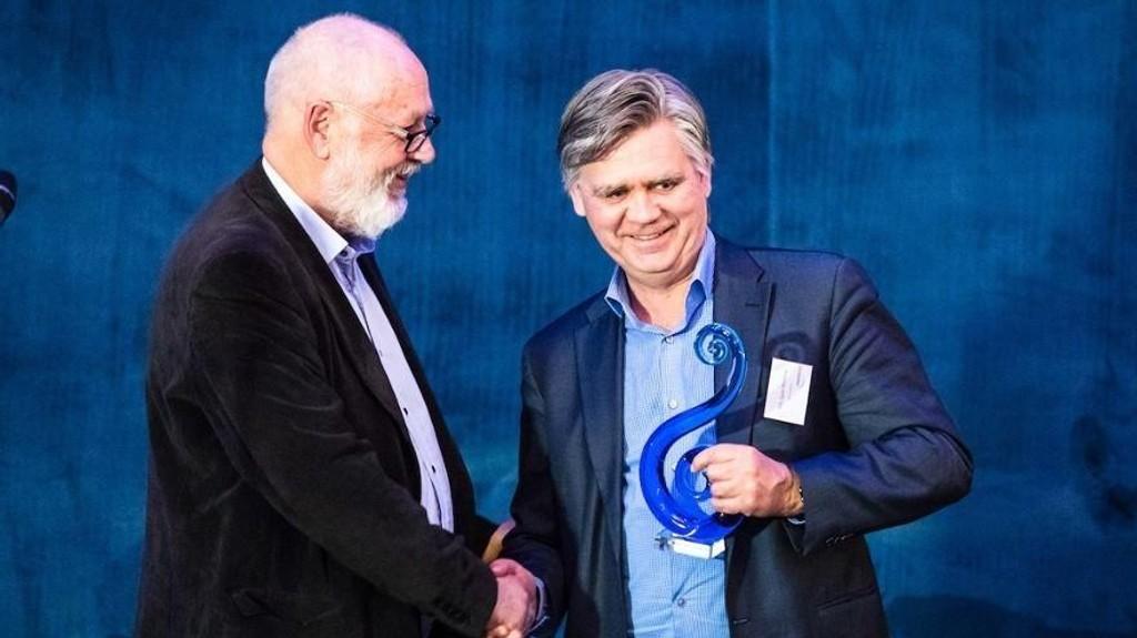 BLIR SOLGT: Jøtul, som ledes av Nils Agnar Brunborg (til høyre), blir solgt.