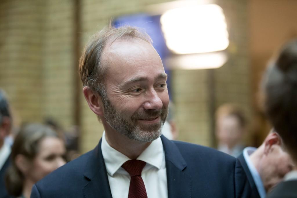 TILBAKE: Stortingsrepresentant Trond Giske gjør comeback på Stortinget tirsdag, og tar plass i ny komité etter å ha vært sykmeldt i sju uker.