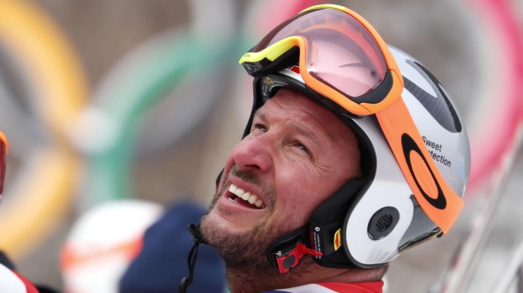 KOMBI: Aksel Lund Svindal deltar i herrenes superkombinasjon.