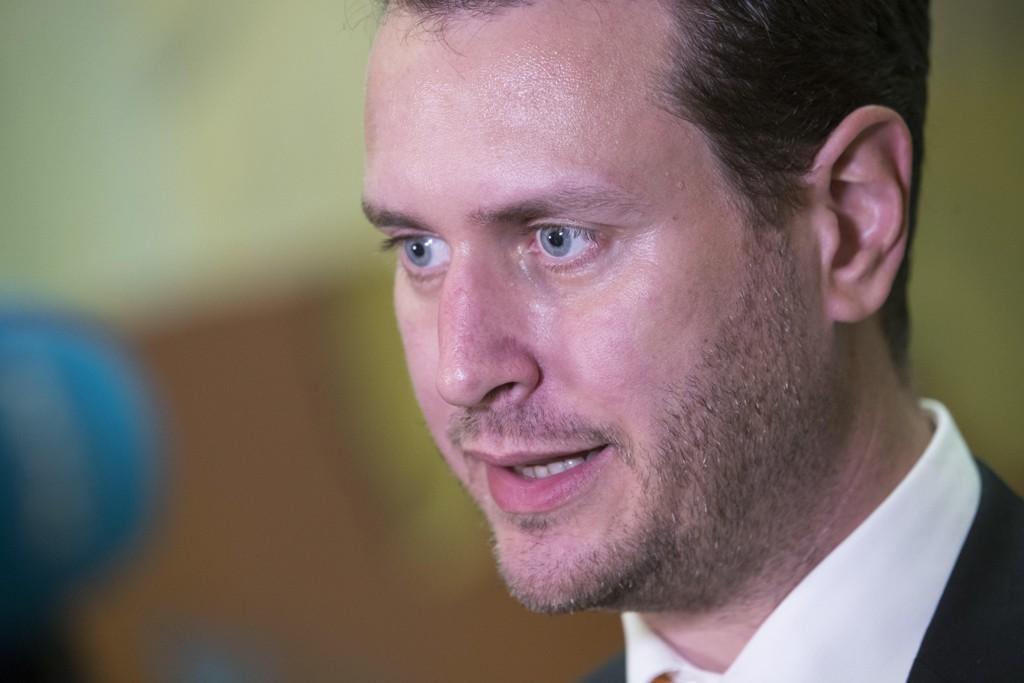Helge André Njåstad leder Fremskrittspartiets organisasjonsutvalg, som håndterer varslingssakene internt i partiet.