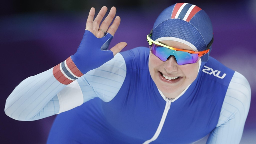 TOPP 10: Ida Njåtun tok 7.-plass på kvinnenes 1500 meter mandag.