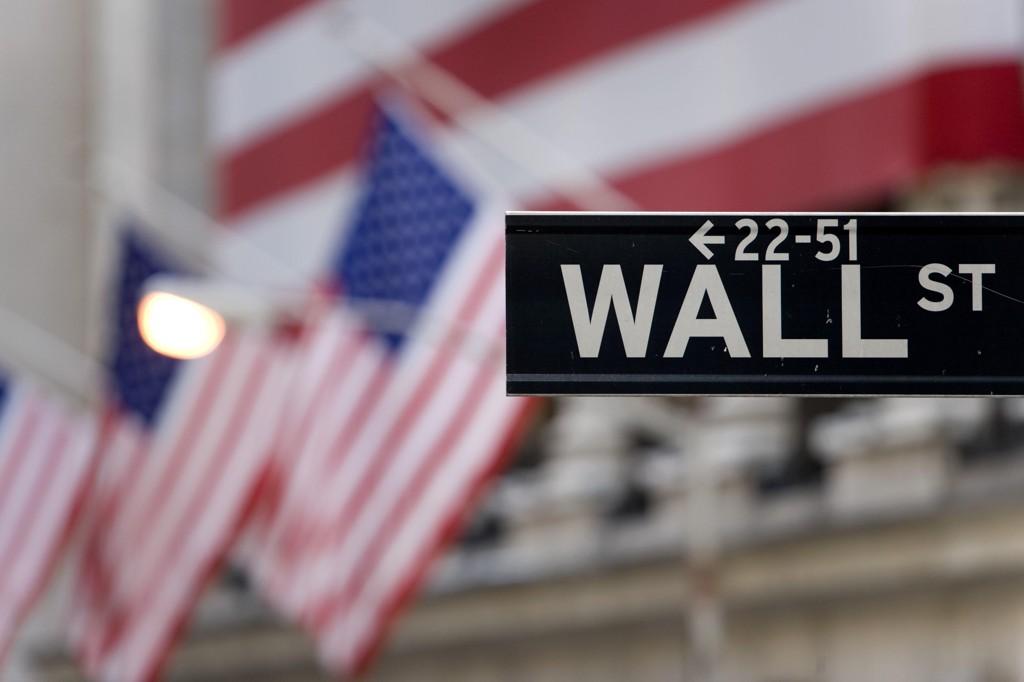 Oppadstigende formkurve på børsene i USA.