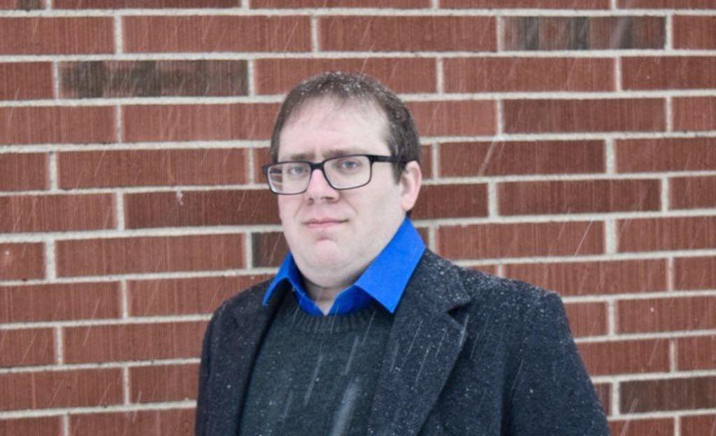 SA OPP I PROTEST: Jordon Dyrdahl-Roberts ville ikke bistå immigrasjonspolitiet med informasjon som kan føre til at arbeidere i Montana blir kastet ut av USA, så han sluttet heller i jobben.