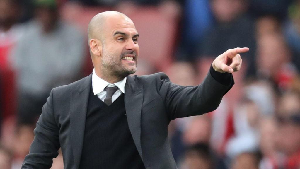 MINNES I FJOR: Pep Guardiola husker godt hvordan Manchester City røk ut av Champions League mot Monaco, i åttendedelsfinalene.