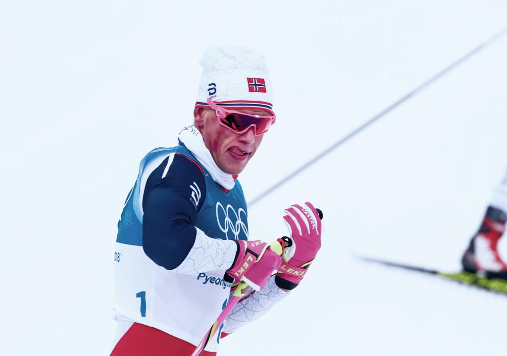 BEST: Johannes Høsflot Klæbo er favoritt på sprinten i OL.