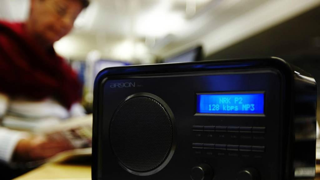 STRIDENS KJERNE: Ikke aller er fornøyd med DAB-radio. Frp vil gi FM-nettet nytt liv.