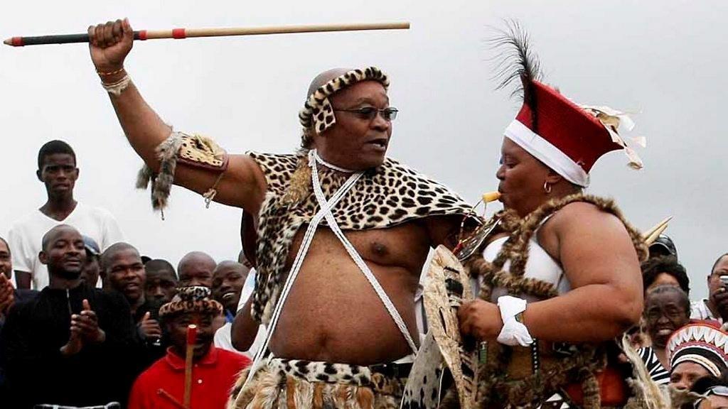 HAR FÅTT NOK: ANC ber Sør-Afrikas president Jacob Zuma gå av.