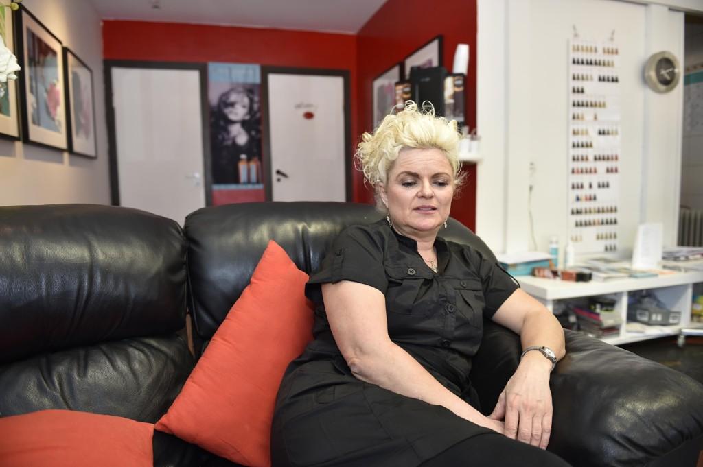 KLAR FOR NY RUNDE I RETTEN: Merete Hodne vil ha oppreisning fra «Løgnaslaget».