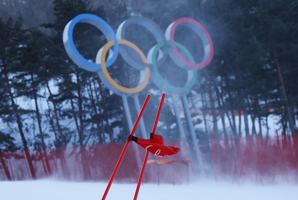 VIND: Vinden skaper store problemer for OL-arrangøren.