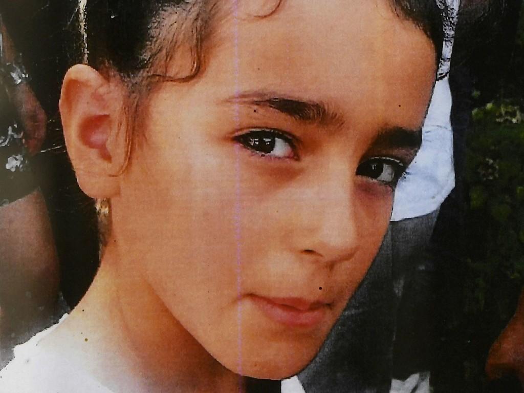 FUNNET: Levningene etter ni år gamle Maëlys de Araujo er funnet. Jenta forsvant fra et bryllup i august 2017.