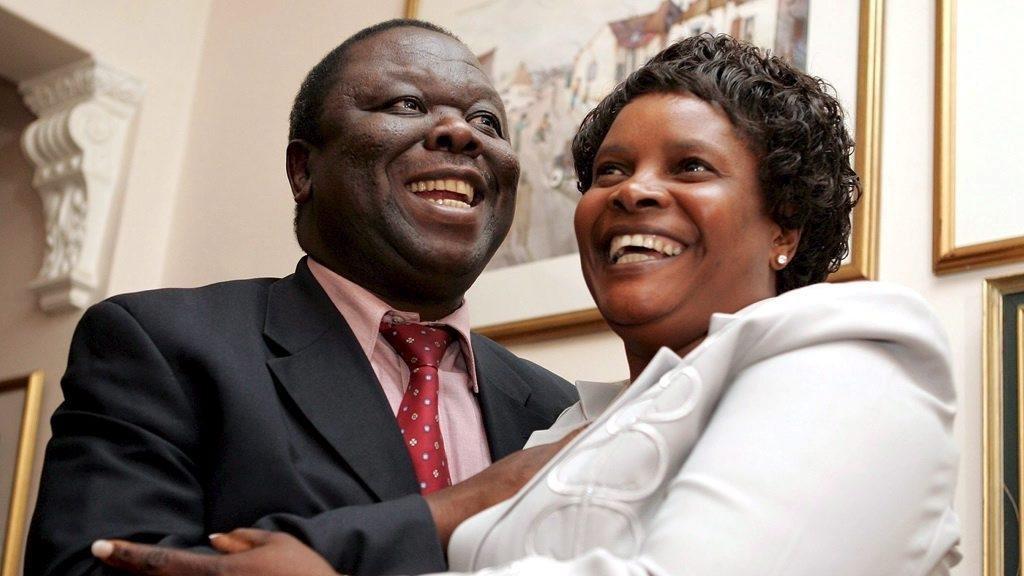 Morgan Tsvangirai ble bare 65 år gammel.