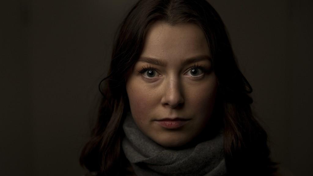 HOVEDROLLE: Skuespiller Andrea Berntzen har hovedrollen i Erik Poppes film Utøya 22. juli, som har norsk premiere 9. mars.