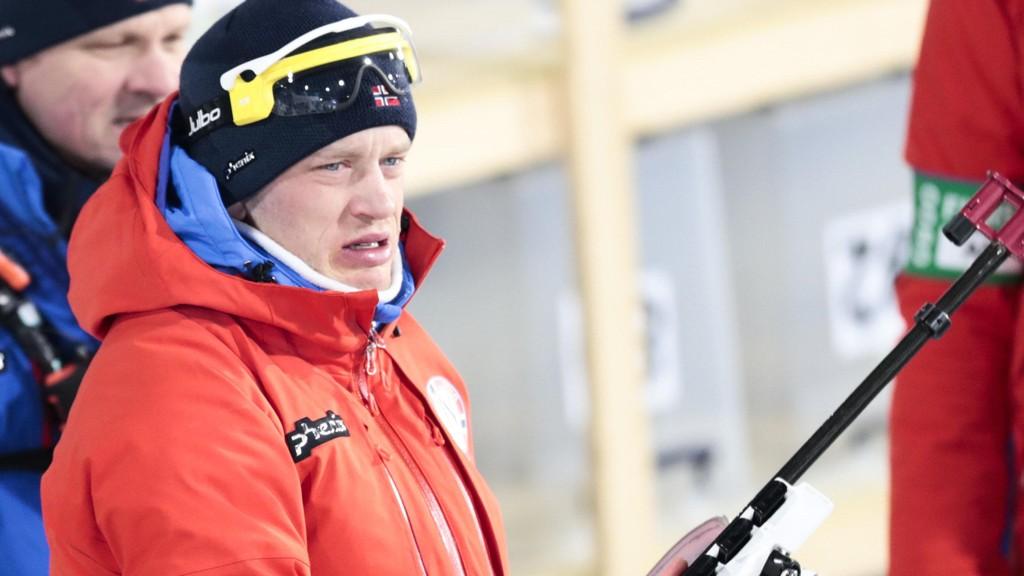 SKUFFET: Tarjei Bø er skuffet over egen innsats i OL.