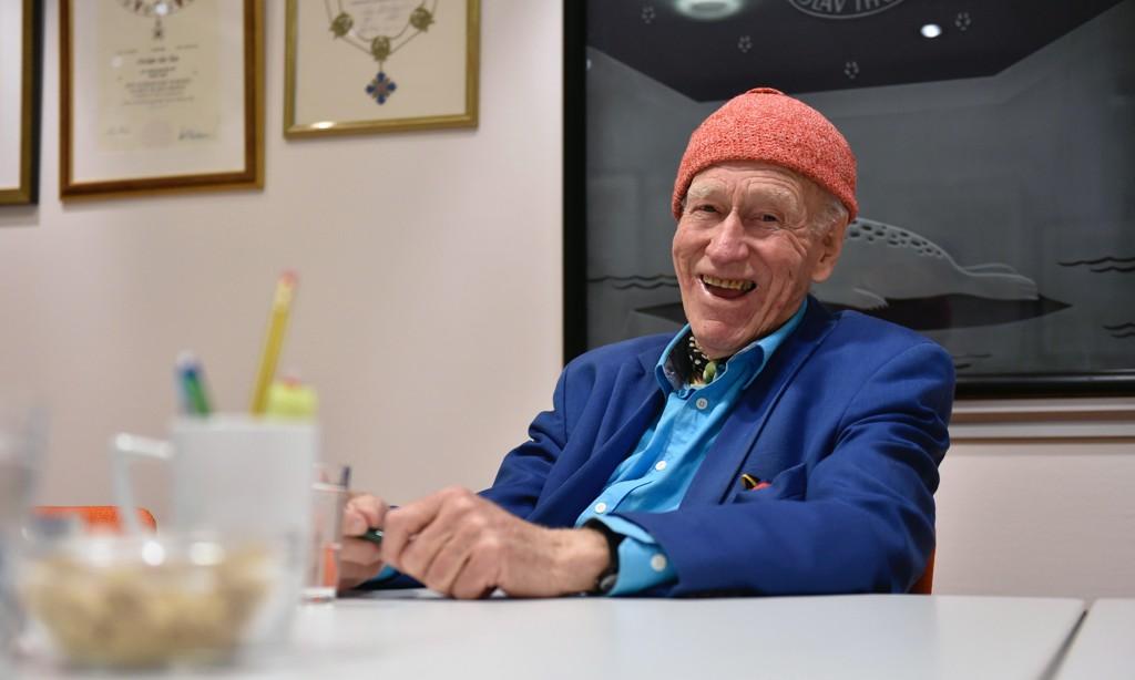 Olav Thon er et glitrende eksempel på at jobbing etter pensjonsalder kan være en knallgod idé.