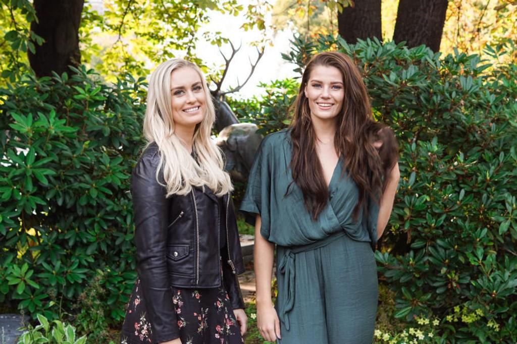 Bloggerne Andrea Sveinsdottir (t.v.) og Sofie Nilsen har valgt å være åpne om hvordan det er å ha vaginisme.