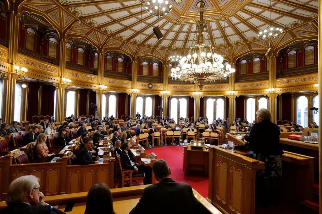 Stortinget skal 22. mars 2018 gi sitt samtykke til EU krav om overføring av Norges rett til selv å bestemme over våre energi- og naturgassressurser.