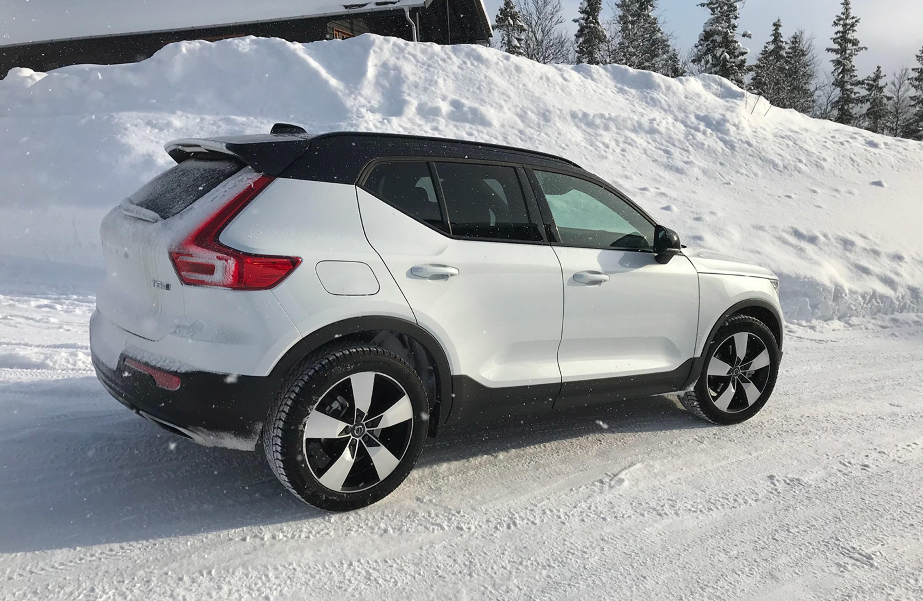 Volvo har hanket inn en svært presisjetung pris, deres XC40 er Årets bil 2018.