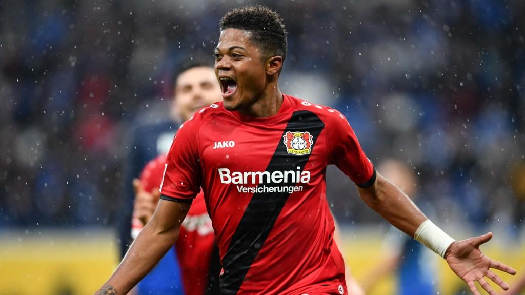 SUPERTALENT: Leon Bailey har tatt den tyske Bundesliga med storm denne sesongen.