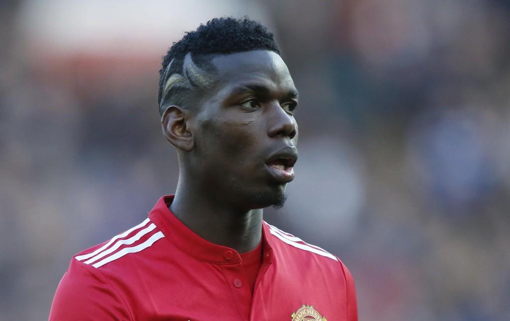 USIKKER: Paul Pogba kan komme til å måtte stå over mot Liverpool.