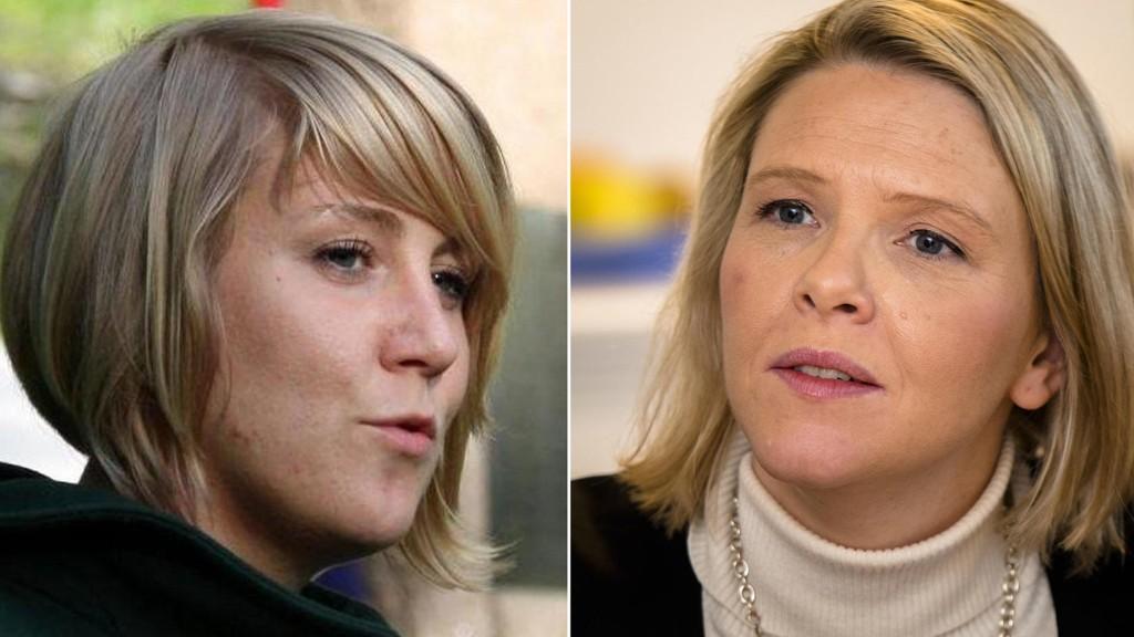 RASER: Aps Tonje Brenna mener justis- og innvandringsminister Sylvi Listhaug er spekulativ når hun terror-kritiserer Arbeiderpartiet.