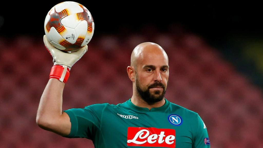 TIL MILAN?: Pepe Reina skal gjennomgå den medisinske undersøkelsen i Milan, hevder Sky Sport Italia.