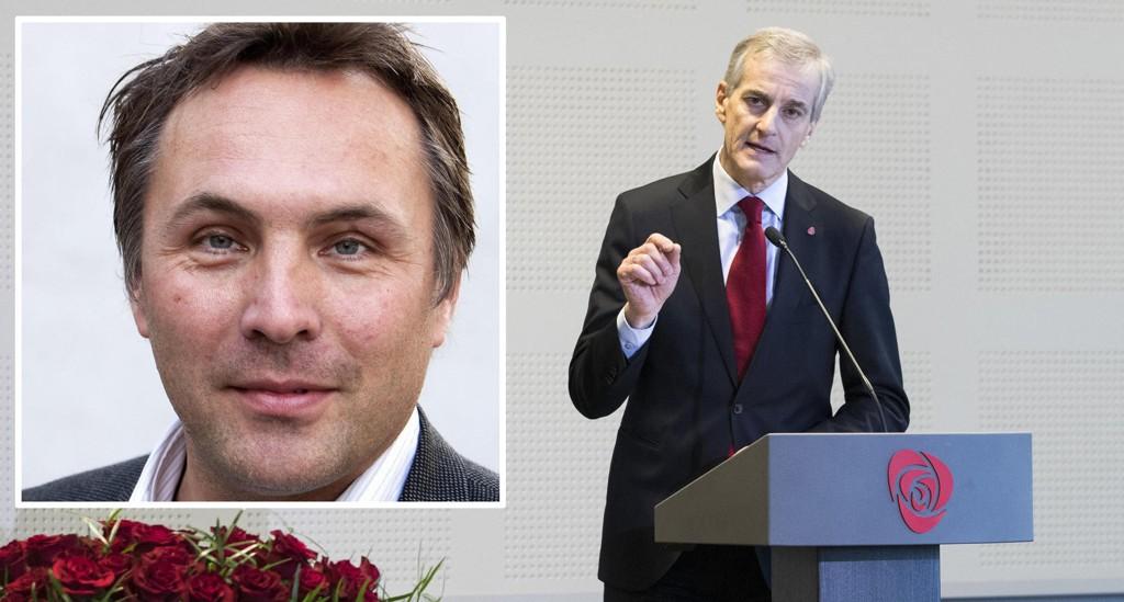 Fylkesordfører i Trøndelag, Tore O. Sandvik (Ap), mener Jonas Gahr Støre og Ap-ledelsen må endre taktikk for å nå velgerne.