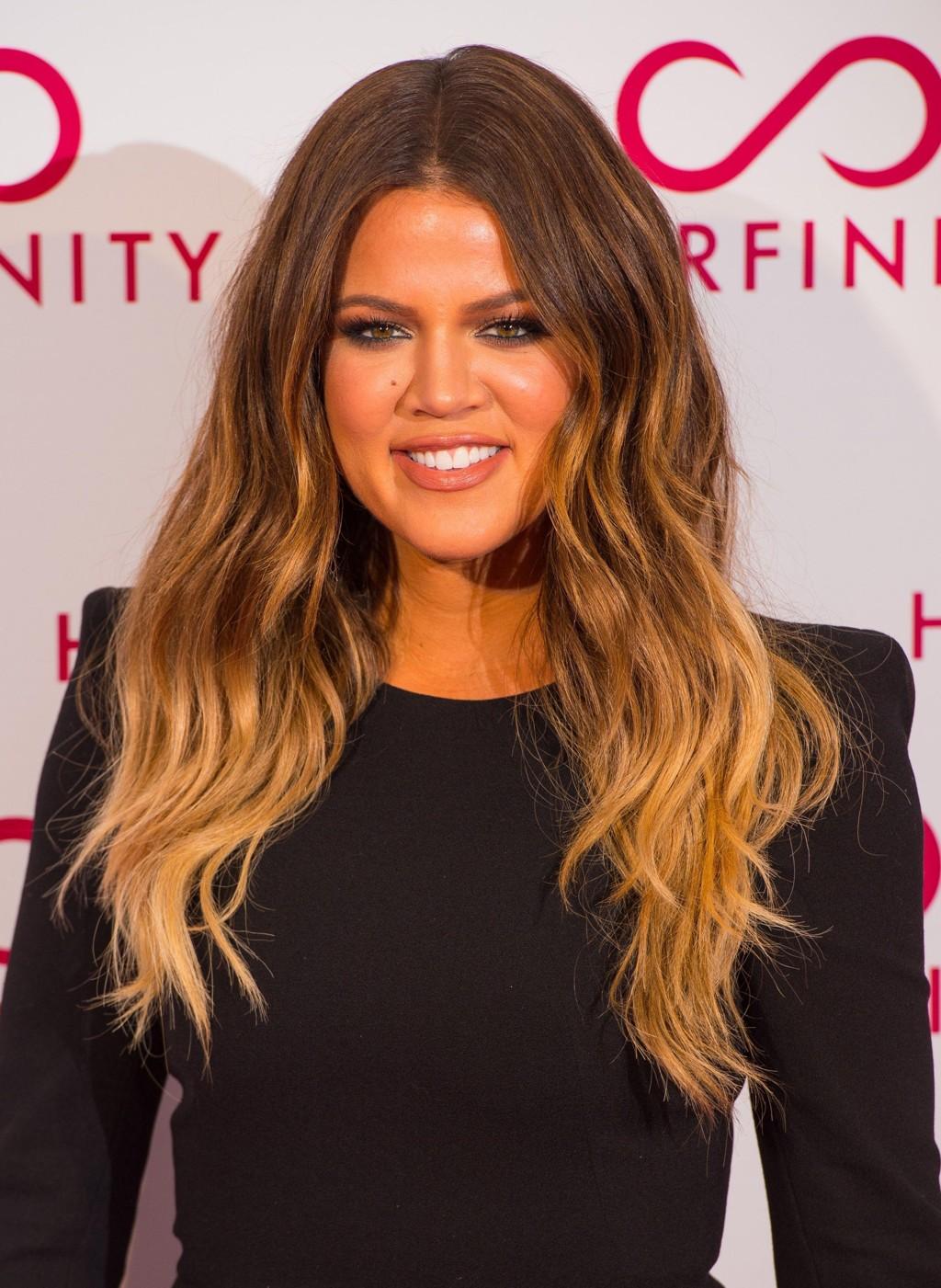 Khloe Kardashian får kjeft etter tips for å se tynnere ut.