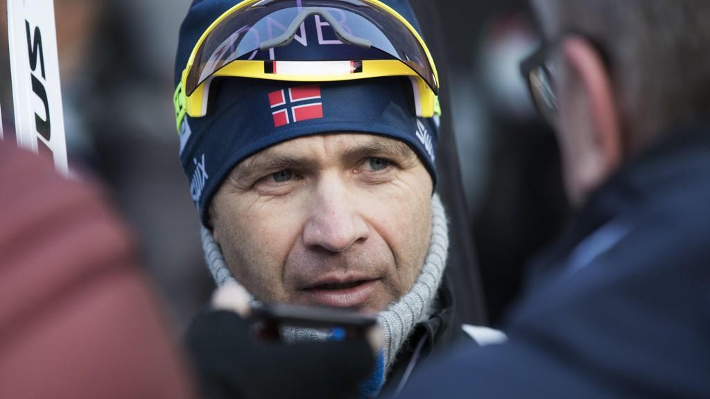 VRAKET: Ole Einar Bjørndalen ble vraket til den norske OL-troppen, men fikk tilbud om å representere en annen nasjon.