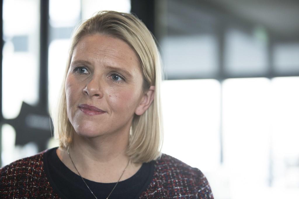 STORM: Justis- og innvandringsminister Sylvi Listhaug (Frp) har skapt storm etter at hun beskyldte Arbeiderpartiet for å ikke kjempe mot terror.