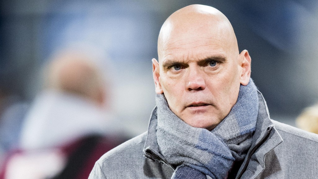 FERDIG: Heerenveen-trener Jurgen Streppel har ikke blitt enig med klubben om forlengelse av kontrakten, som går ut etter denne sesongen.