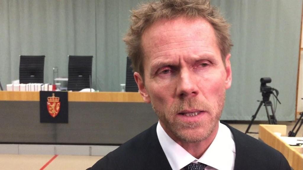 VIL GJENNOMGÅ RUTINER: Regjeringsadvokat Fredrik Sejersted sier at Regjeringsadvokaten nå vil gå gjennom rutinene for å unngå lignende feil i fremtiden.