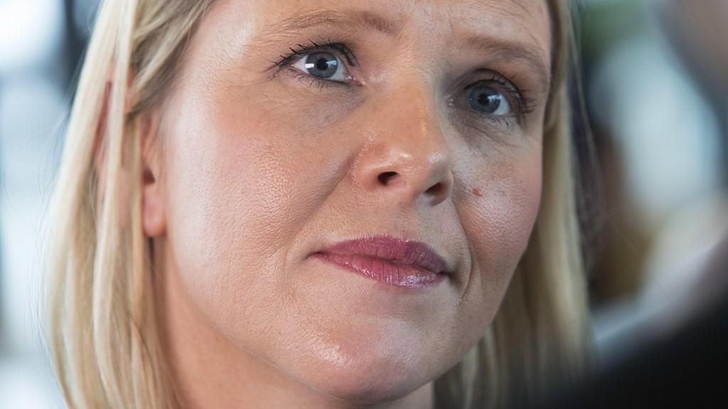 OMSTRIDT: Sylvi Listhaug har slettet sitt omstridte Facebook-innlegg, der hun kritiserte Arbeiderpartiet for å ikke ta nasjonens sikkerhet på alvor.
