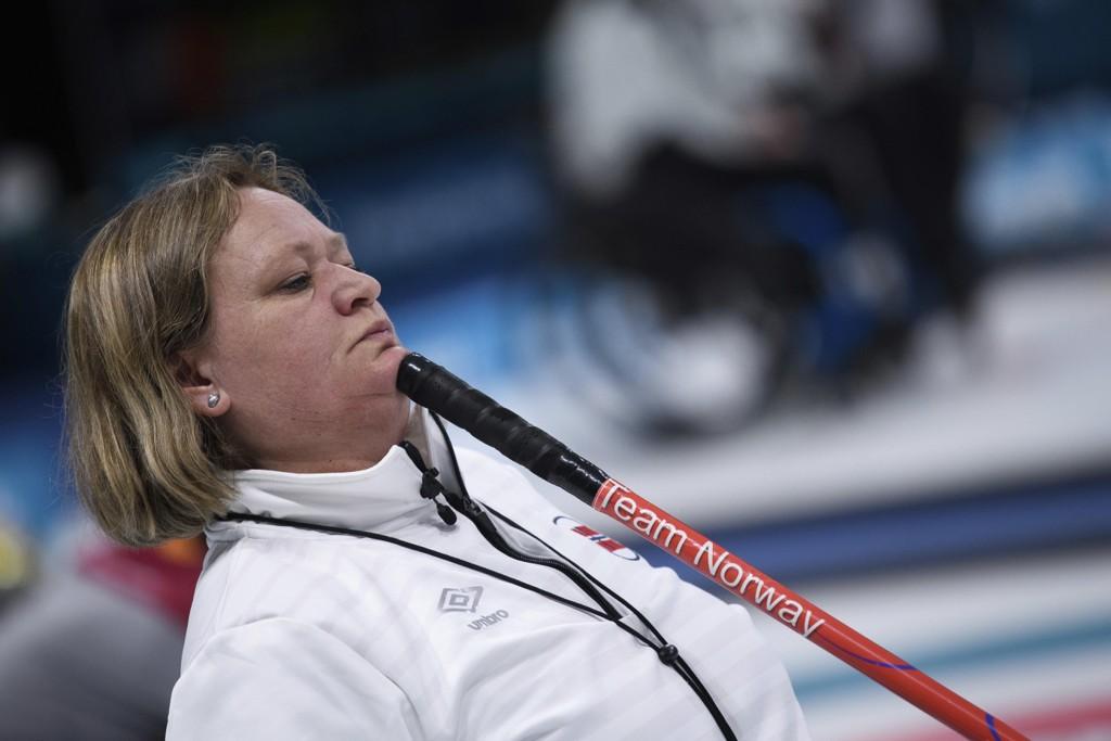VANT: Sissel Løchen og det norske laget vant kampen mot Sør-Korea onsdag.