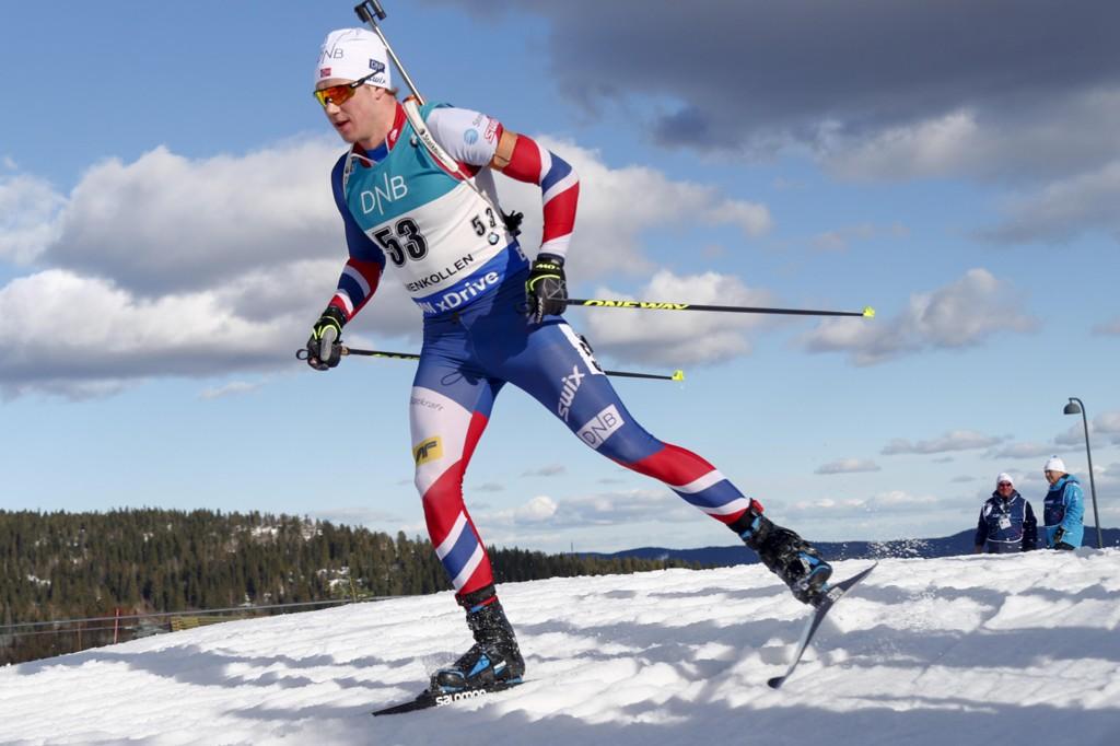 VANT: Vetle Sjåstad Christiansen vant supersprinten i Russland onsdag.