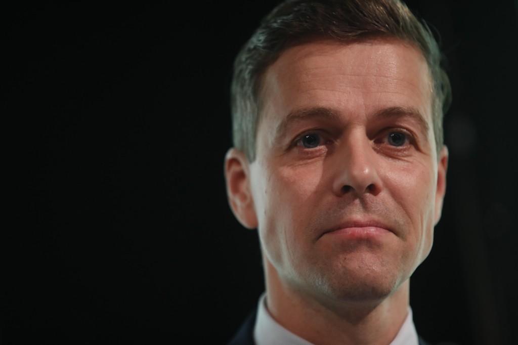 NEPPE MISTILLIT: Partileder Knut Arild Hareide vil neppe felle regjeringen til Erna Solberg.