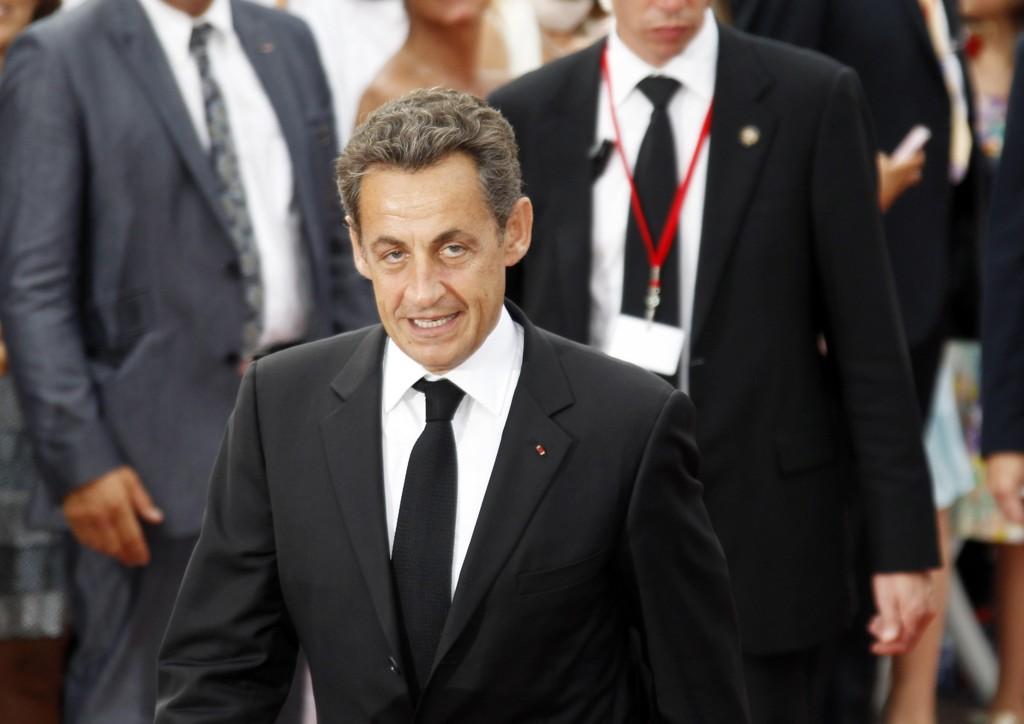Frankrikes tidligere president Nicolas Sarkozy er varetektsfengslet, ifølge franske medier. Foto: Lise Åserud / NTB scanpix
