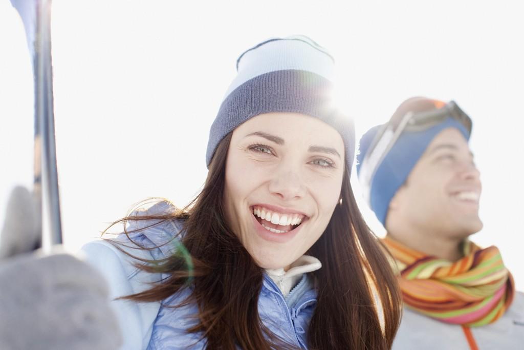 MANGE TIMER I PÅSKESOLA: I påsken møter mange nordmenn på sola for første gang på mange måneder. Da er det viktig å huske på å ha smurt seg ordentlig med solkrem.