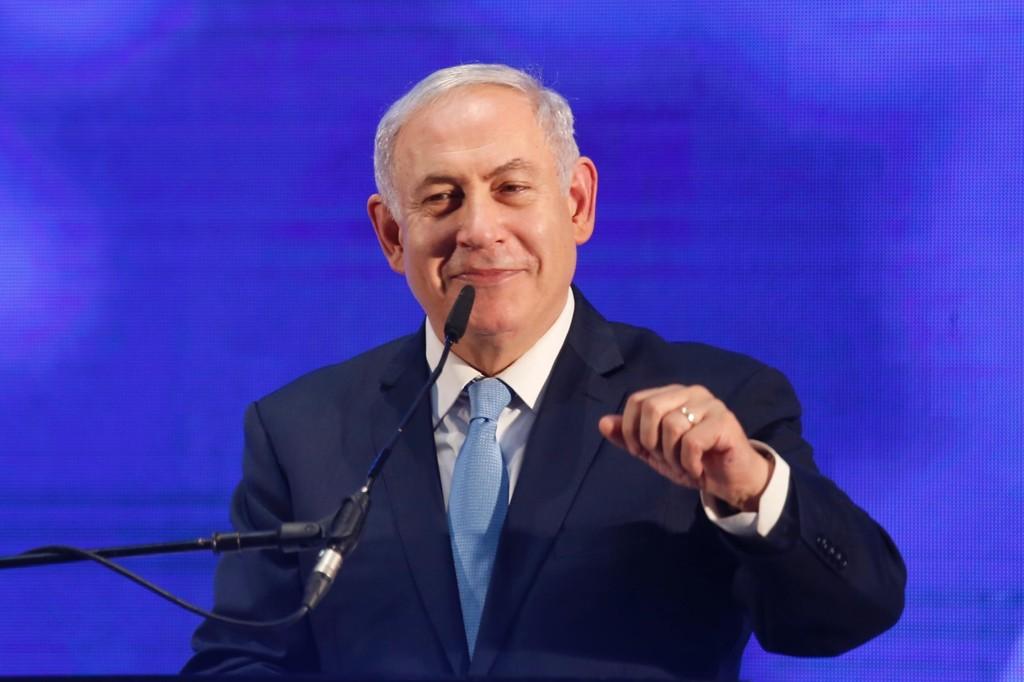 Israels statsminister Benjamin Netanyahu vil ikke gi opphold til jøder fra afrikanske land. Foto: Ariel Schalit / AP / NTB scanpix