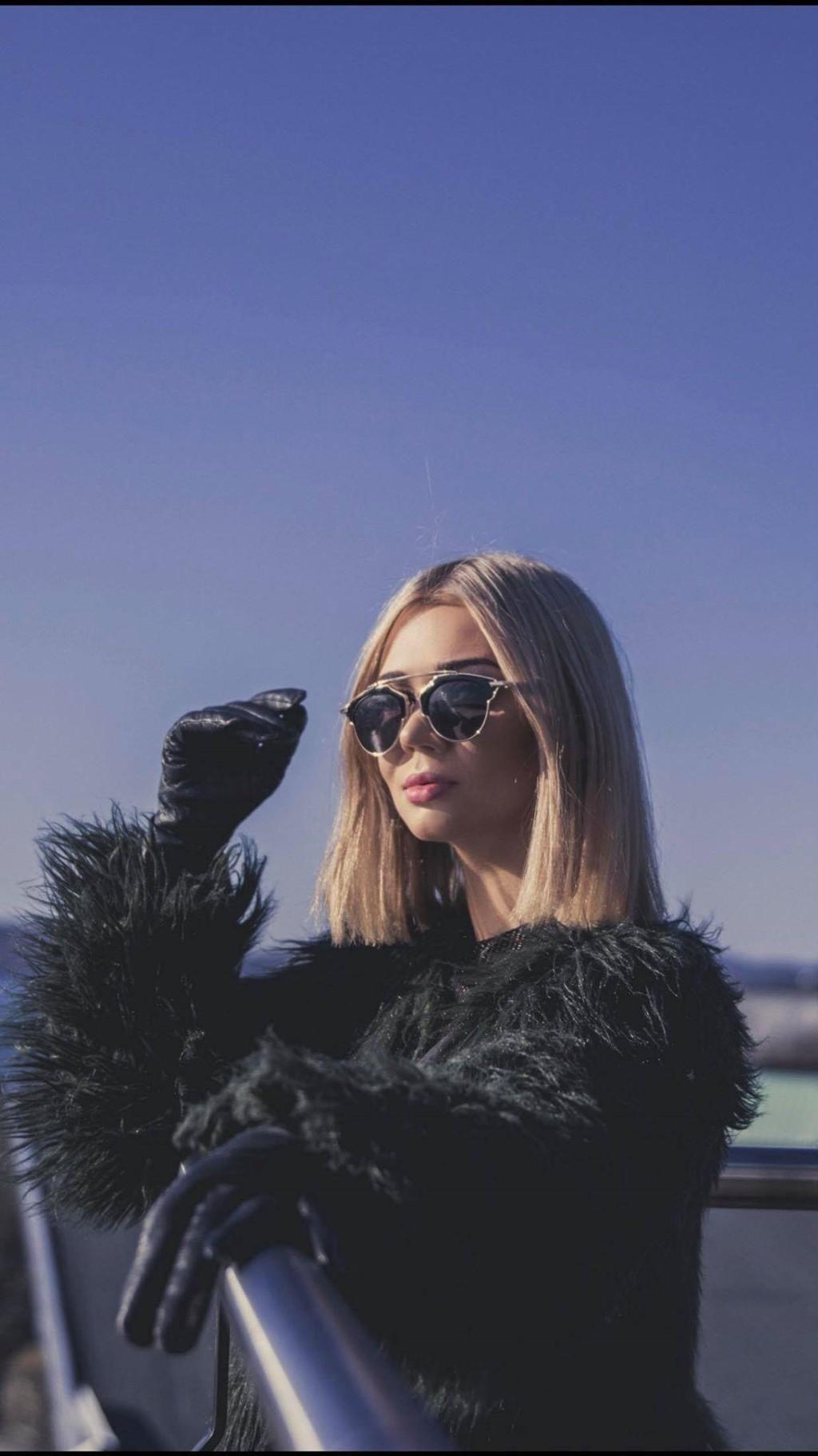 SLAPP EGEN LÅT: Sophie «Soph» Vågsæter overrasket alle da hun slapp egen låt i påsken. Nå topper den Spotifys viralliste.