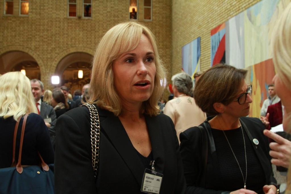VIL HA SVAR: Barneombud Anne Lindboe vil vite hvorfor det er så store forskjeller i andel barn på omsorgstiltak fra kommune til kommune.
