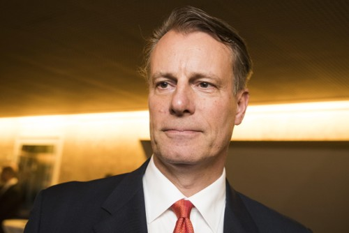 Johan H. Andresen sitter i oljefondets etikkråd og deler bekymringen når det gjelder utviklingen av autonome våpen.