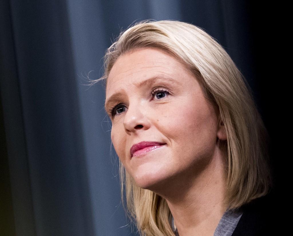 Tidligere Justisminister Sylvi Listhaug. Foto: Håkon Mosvold Larsen / NTB scanpix